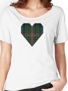 00503 Allison (MacBean & Bishop) Tartan  Women's Relaxed Fit T-Shirt