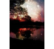 Dreamy Night ©  Photographic Print