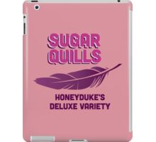 Sugar Quills - Harry Potter iPad Case/Skin