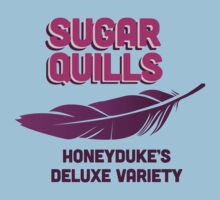 Sugar Quills - Harry Potter One Piece - Short Sleeve