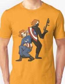 Cap!Nat and Winter!Nat T-Shirt