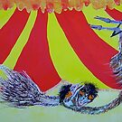 Under The Big Top - or.... Well Caught! by Kay Cunningham