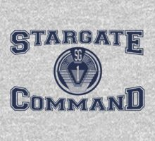 Stargate Command Athletics by dopefish