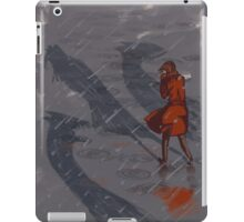 On you will go.  iPad Case/Skin