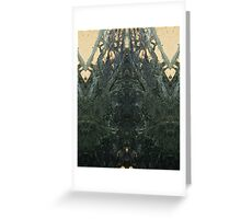 Decayed  Greeting Card