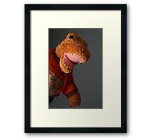Rex Chapman Framed Print