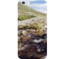 Mahon Falls and River  iPhone Case/Skin