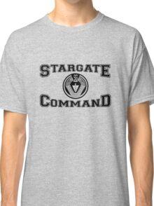 Stargate Command Athletics - black Classic T-Shirt