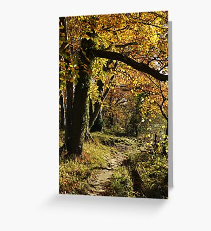 West Tanfield Greeting Card