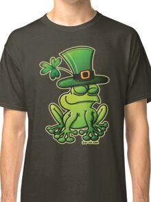 Saint Patrick's Day Frog Classic T-Shirt