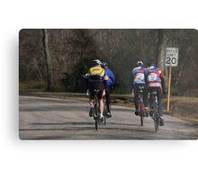 Bear Creek Ride  Metal Print