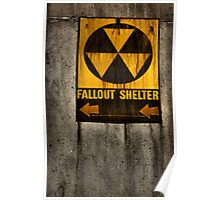 Fallout Shelter Poster