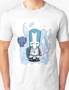 castle crashers blue knight Unisex T-Shirt