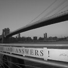 rivers run. dumbo, nyc by tim buckley | bodhiimages