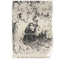 Theodor Kittelsen Per og Paal og Espen Askeladd Barne Eventyr1915p035 Poster