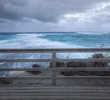 Rugged Blue - Port Campbell, Victoria by Beckon