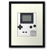 Pixel boy  Framed Print