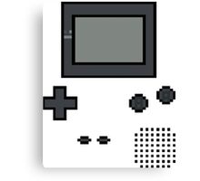 Pixel boy  Canvas Print