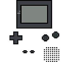 Pixel boy  Photographic Print
