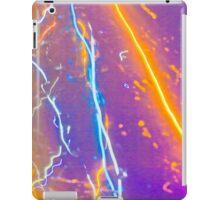 electric madness   iPad Case/Skin
