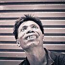 The One-Eyed Beggar by Keegan Wong