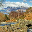Ashness Bridge by VoluntaryRanger
