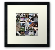 beyond the count series: 5 of 5 Framed Print