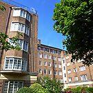 London Deco: Hamilton Court 3 by GregoryE