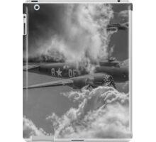 In the clouds iPad Case/Skin