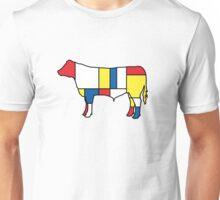 Mmmooondrian Unisex T-Shirt