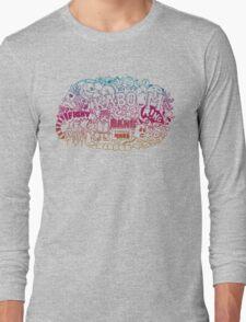 K.a.b.o.o.m Long Sleeve T-Shirt