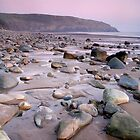 Porth Ceiriad evening by Turtle  Photography