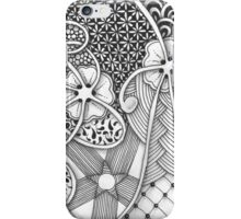 Flower Knot Garden iPhone Case/Skin