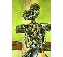 I, Robot Photographic Print