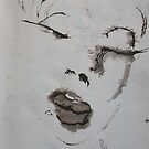 "Face, Bernard Lacoque-80 ""The Book of Ruth"" by ArtLacoque"