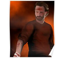 The new world's gonna need Rick Grimes Poster