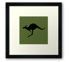 Australian Army Aviation - Roundel Framed Print