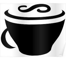CoffeeScript Logo Poster