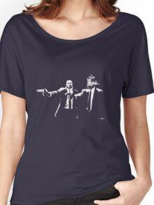 Beaten to a Pulp Fiction Women's Relaxed Fit T-Shirt