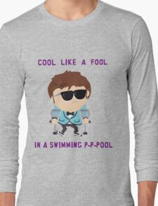 Jimmy is cool Long Sleeve T-Shirt
