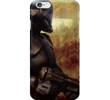 Clone Commando Patrol   iPhone Case/Skin