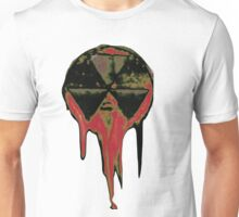 Radioactive Atomic Snow Cone fallout shelter Melting away Unisex T-Shirt