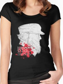 House Snark: Your Favorite Characters Die Women's Fitted Scoop T-Shirt