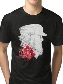 House Snark: Your Favorite Characters Die Tri-blend T-Shirt
