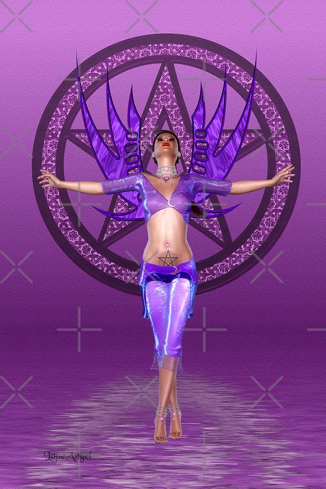 Pagan Worship by LoneAngel
