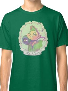Jacksepticeye -Flowers crown Classic T-Shirt