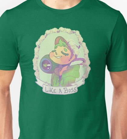 Jacksepticeye -Flowers crown Unisex T-Shirt