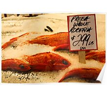 Good Price - Pike Place Fish Market Poster