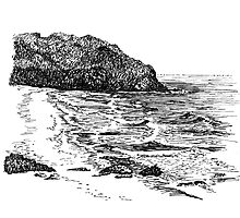 Big Sur, California by MarkArt