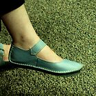 Blue Shoes by meowiyer